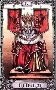 Император таро карта дня