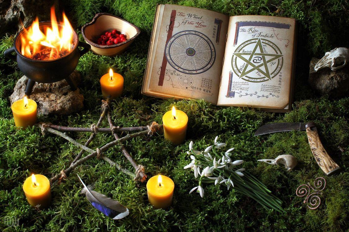 магические обряды +и ритуалы